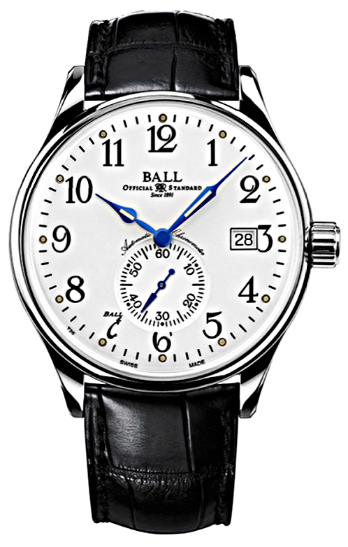 Ball NM3888D-LL1CJ-WH - zegarek męski