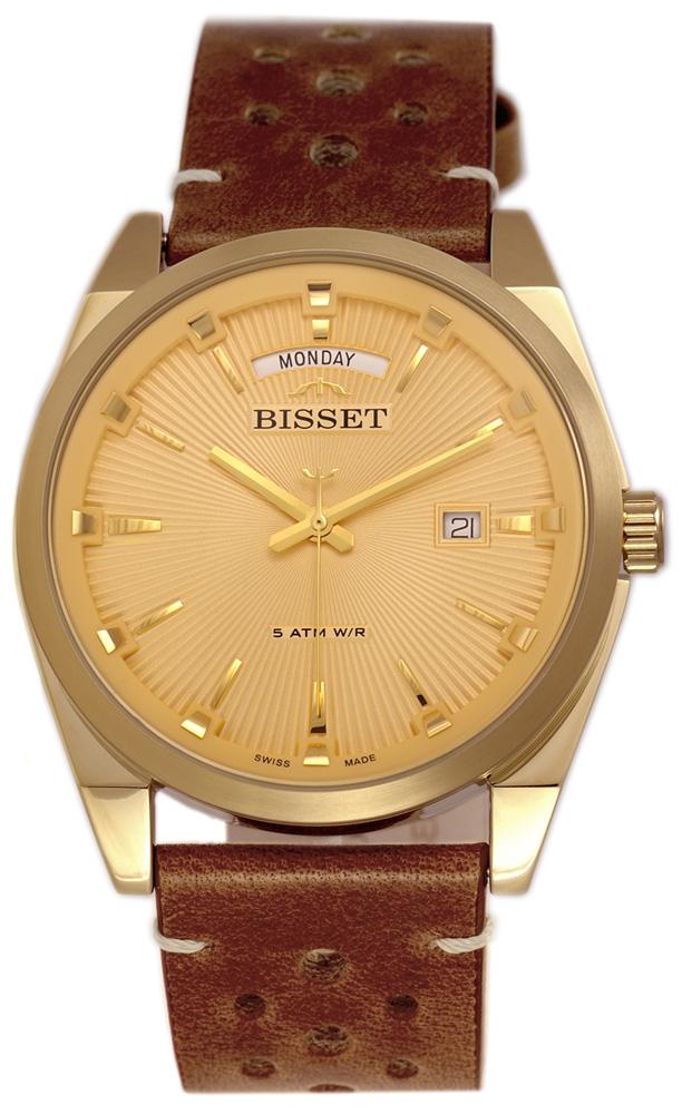 Bisset BSCE63GIGX05AX - zegarek męski