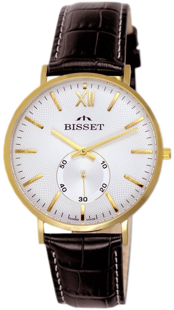 Bisset BSCE74GWSX03BX - zegarek męski