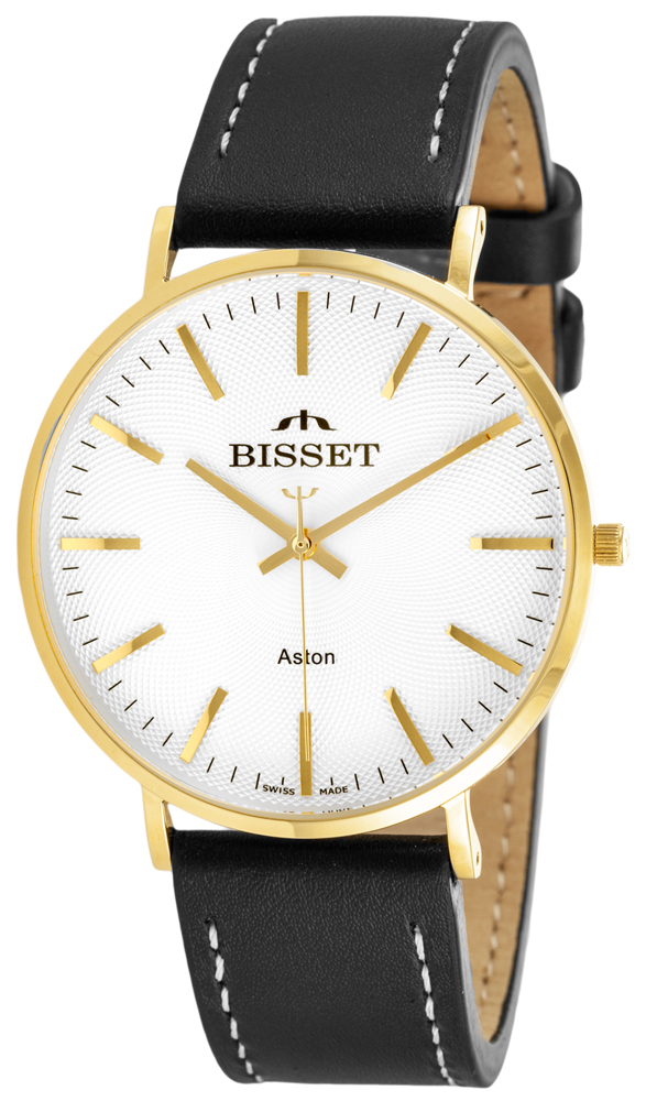 Bisset BSCE75GISX03BX - zegarek męski