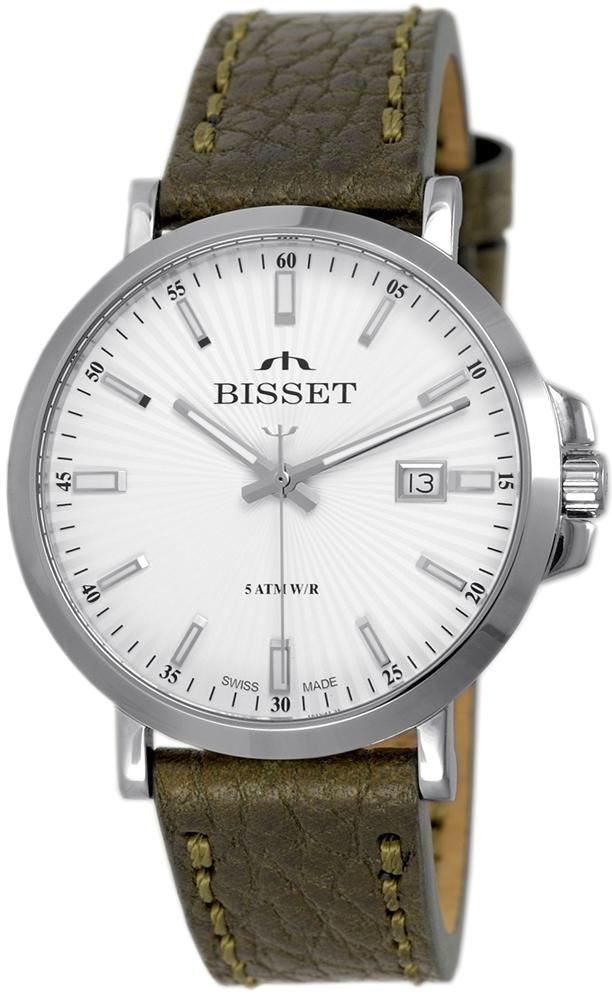 Bisset BSCE96SISX05BX - zegarek męski