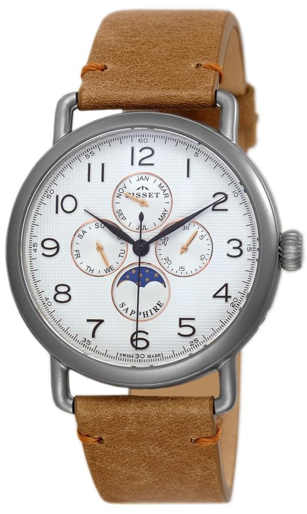 Bisset BSCF18DASZ05AX - zegarek męski