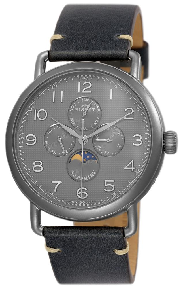 Bisset BSCF18DAVX05AX - zegarek męski