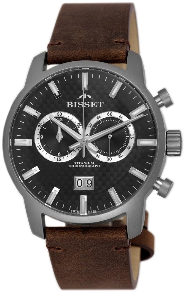 Bisset BSCF19DIBX05AX - zegarek męski