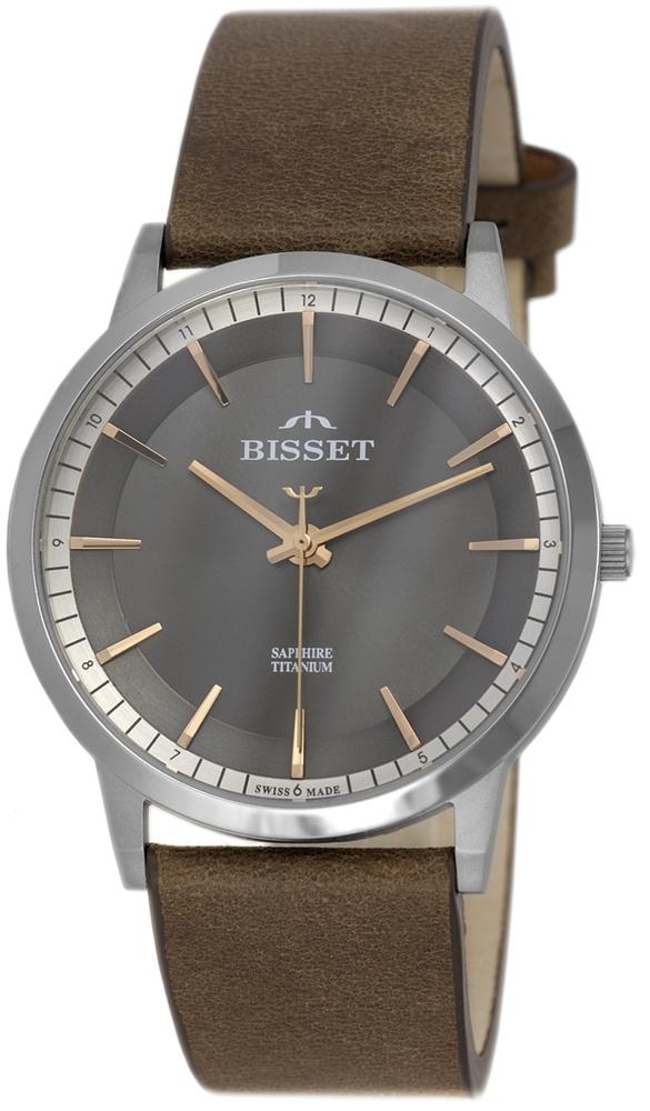 Bisset BSCF25DIVZ03BX - zegarek męski