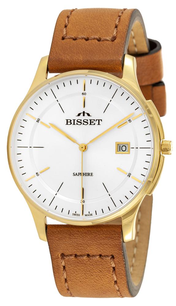 Bisset BSCF27GISX05BX - zegarek męski