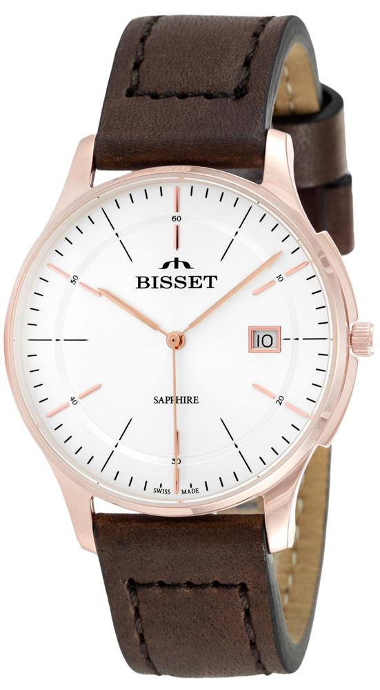 Bisset BSCF27RISX05BX - zegarek męski