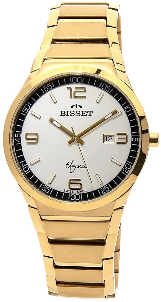 Bisset BSDC86GMSX03BX - zegarek męski