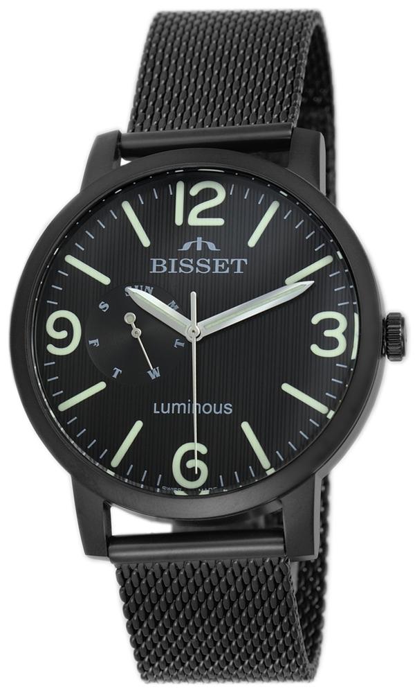 Bisset BSDE72BMBX03AX - zegarek męski