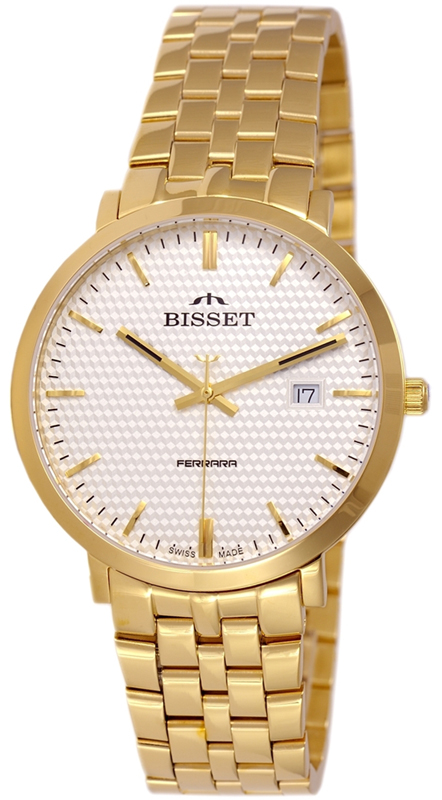 Bisset BSDE86GISX05BX - zegarek męski