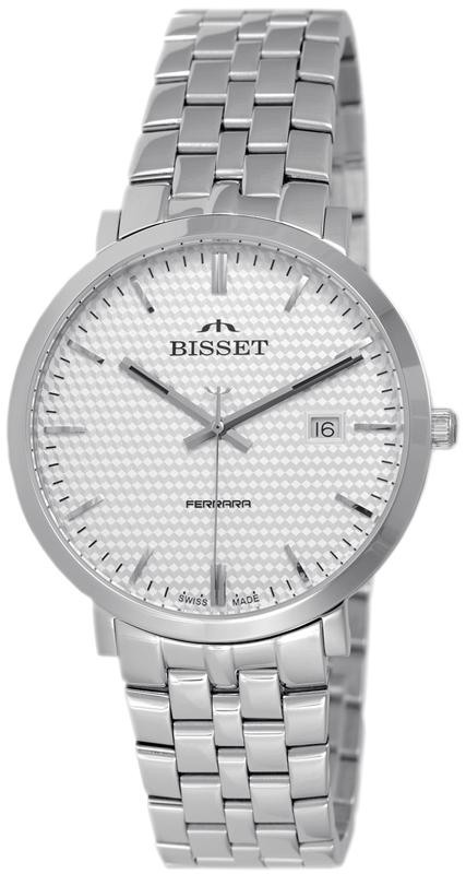 Bisset BSDE86SISX05BX - zegarek męski