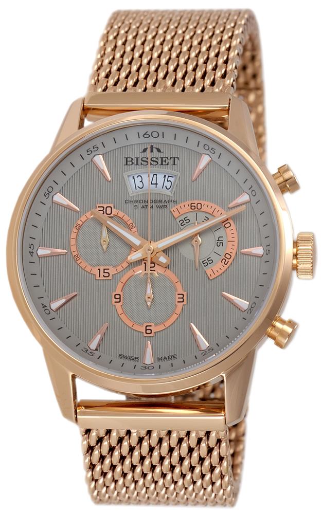 Bisset BSDE88RIVX05AX - zegarek męski