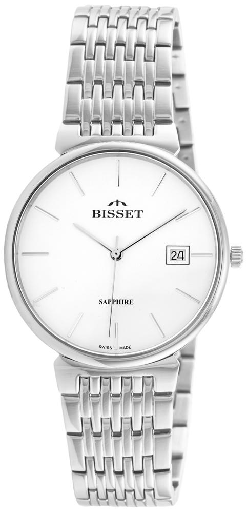 Bisset BSDF03SISX03BX - zegarek męski