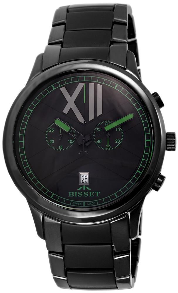 Bisset BSFE11BIBN03AX - zegarek męski