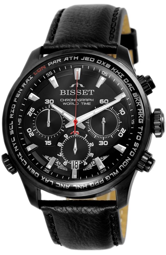 Bisset BSCE87BIBX05AX - zegarek męski
