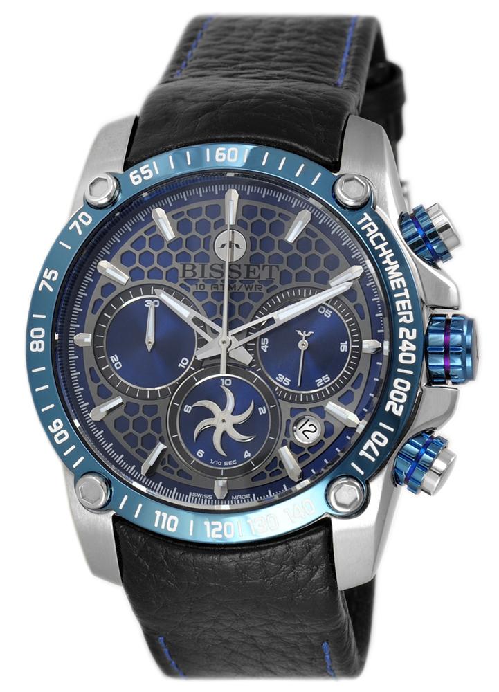 Bisset BSCE98SIDX10AX - zegarek męski