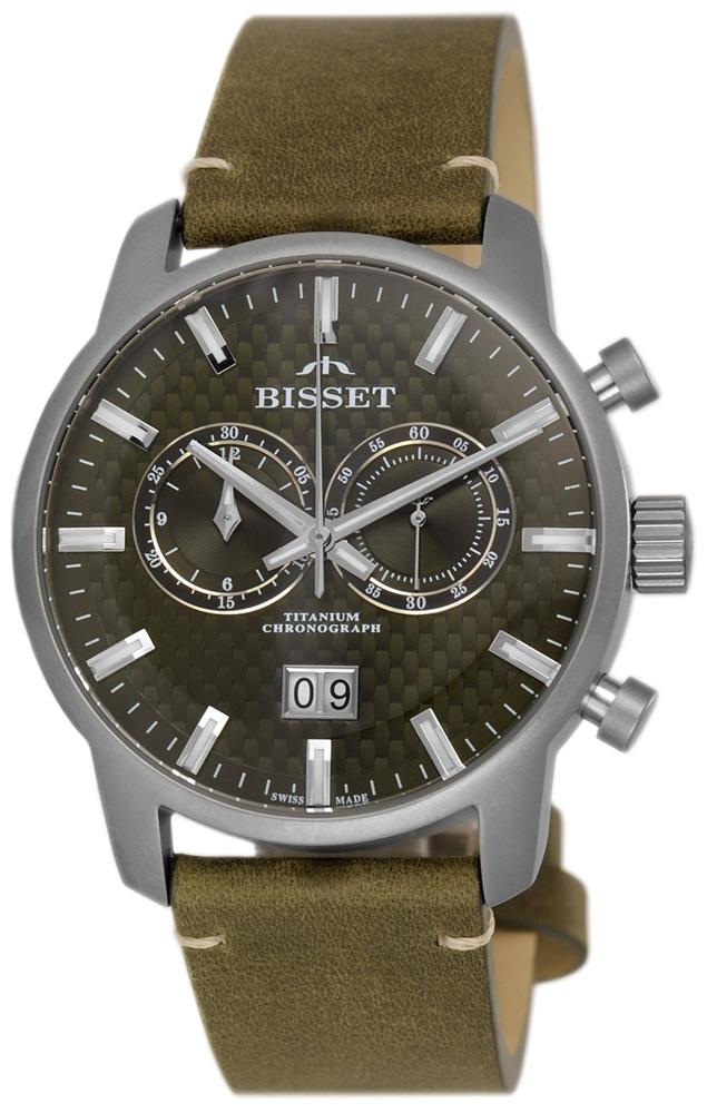 Bisset BSCF19DINX05AX - zegarek męski