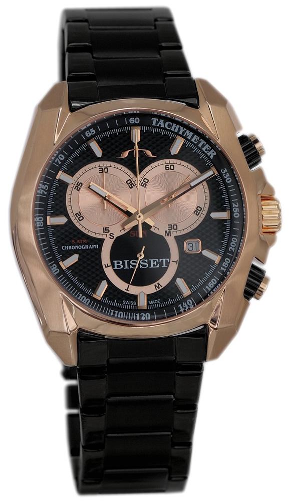 Bisset BSDD84TIBZ05AX - zegarek męski