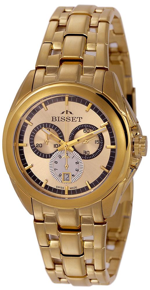 Bisset BSDD99GIGS10AX - zegarek męski