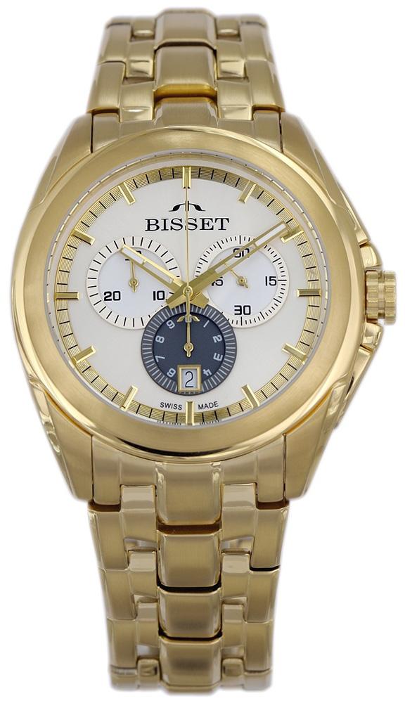 Bisset BSDD99GISV10AX - zegarek męski
