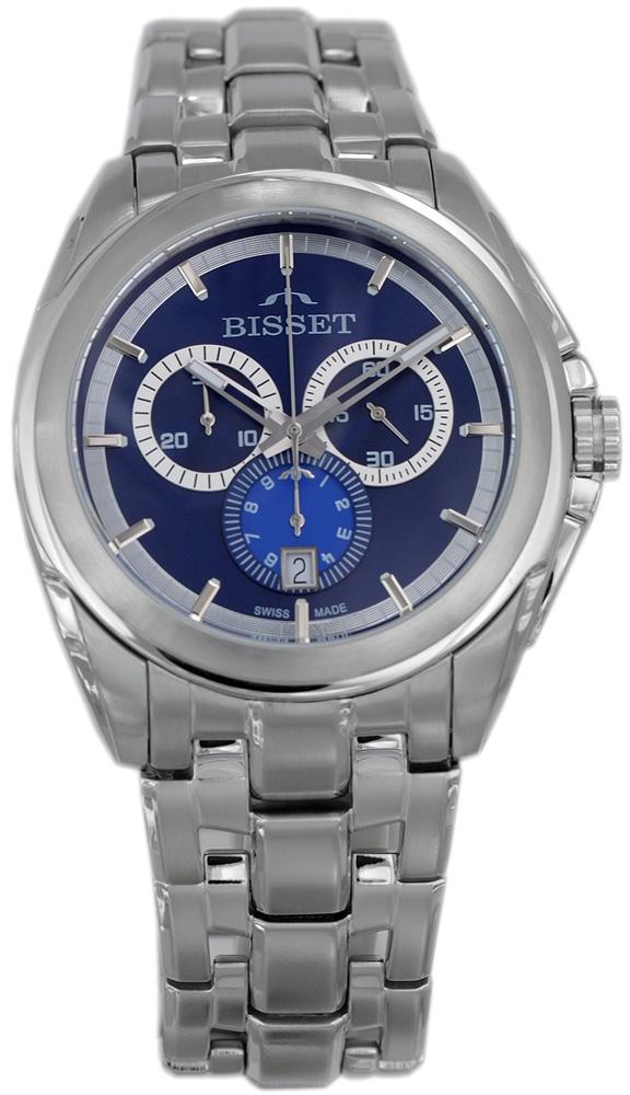 Bisset BSDD99SIDX10AX - zegarek męski