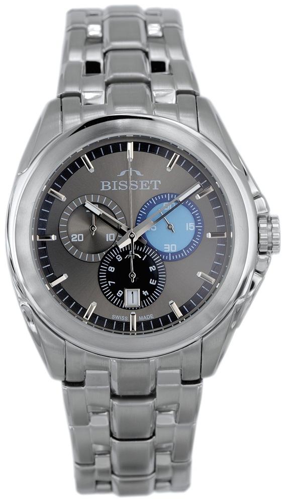 Bisset BSDD99SISD10AX - zegarek męski