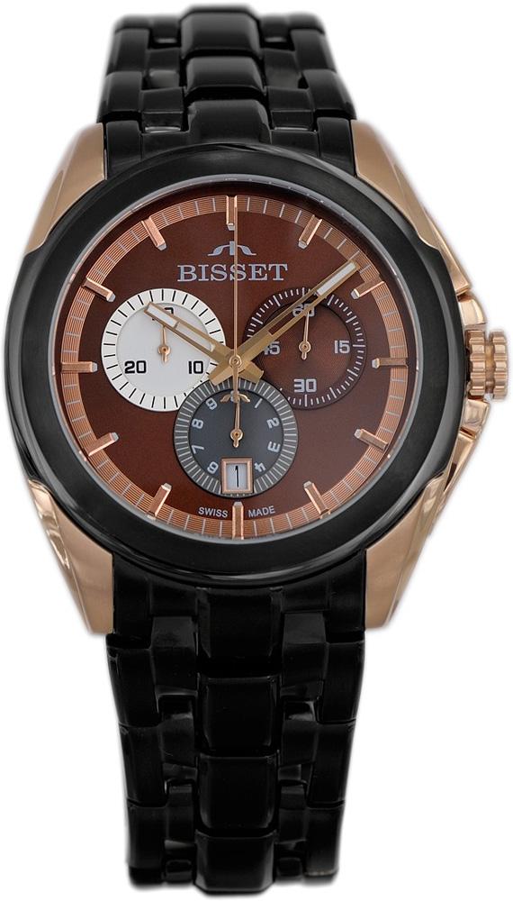 Bisset BSDD99TIYS10AX - zegarek męski