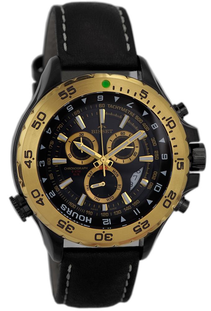 Bisset BSCC03TIBG05AX - zegarek męski