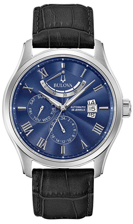 Bulova 96C142 - zegarek męski