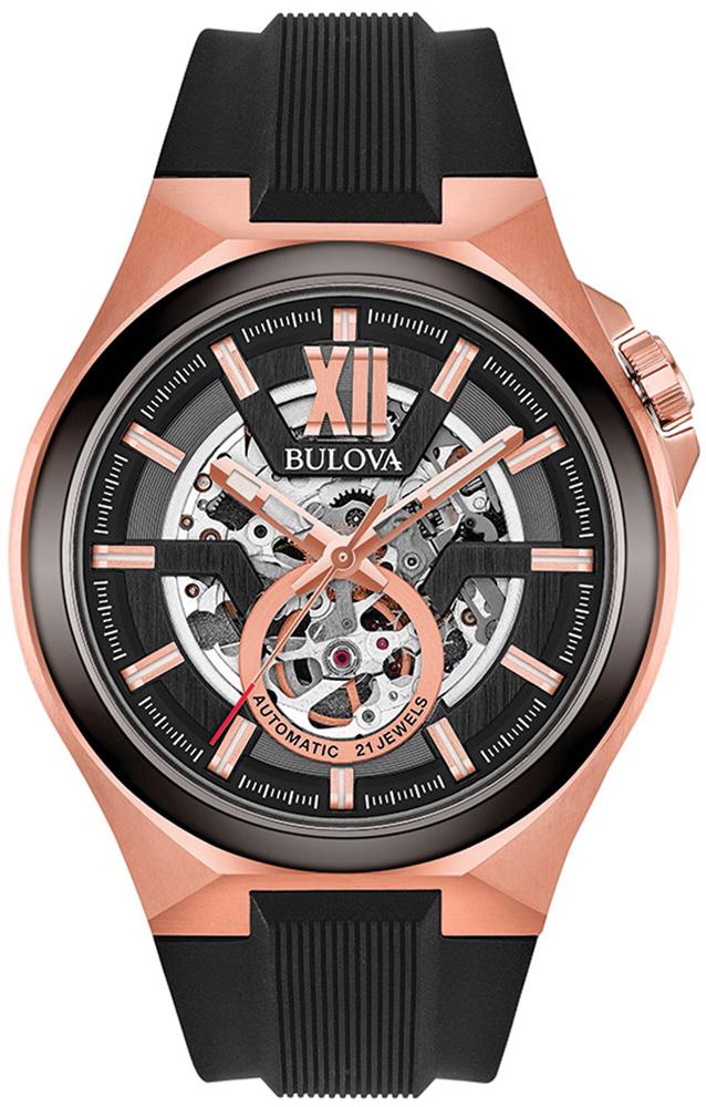 Bulova 98A177 - zegarek męski