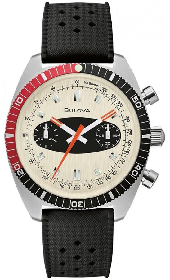 Bulova 98A252 - zegarek męski