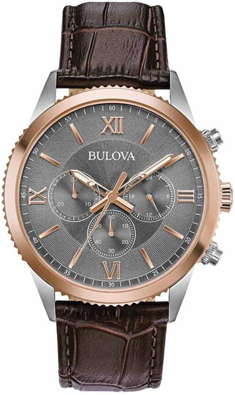 Bulova 98A219 - zegarek męski