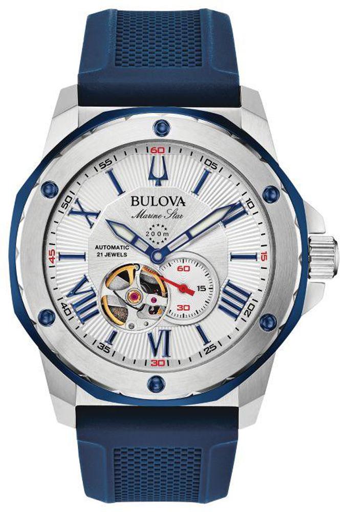 Bulova 98A225 - zegarek męski