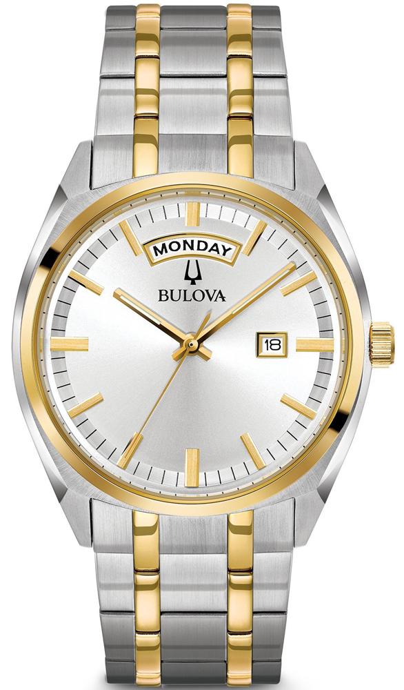 Bulova 98C127 - zegarek męski
