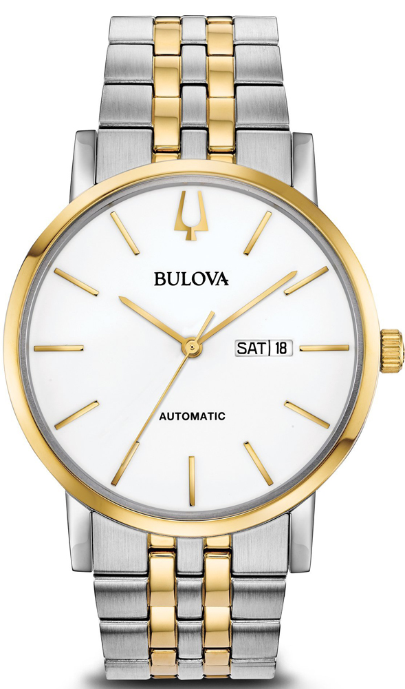 Bulova 98C130 - zegarek męski
