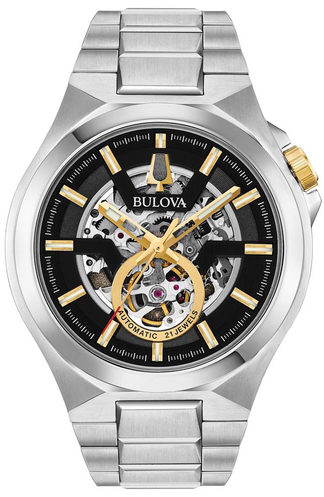 Bulova 98A224 - zegarek męski