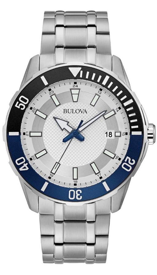 Bulova 98B349 - zegarek męski
