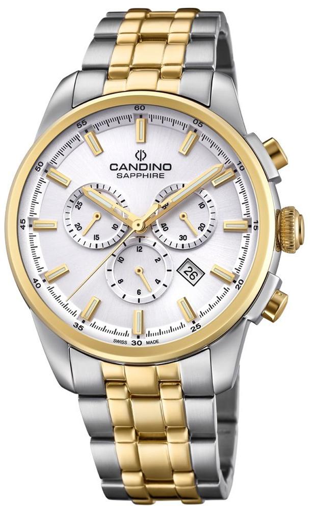 Candino C4699-1 - zegarek męski