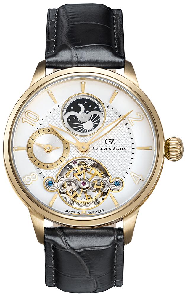 Carl von Zeyten CVZ0046GWH - zegarek męski
