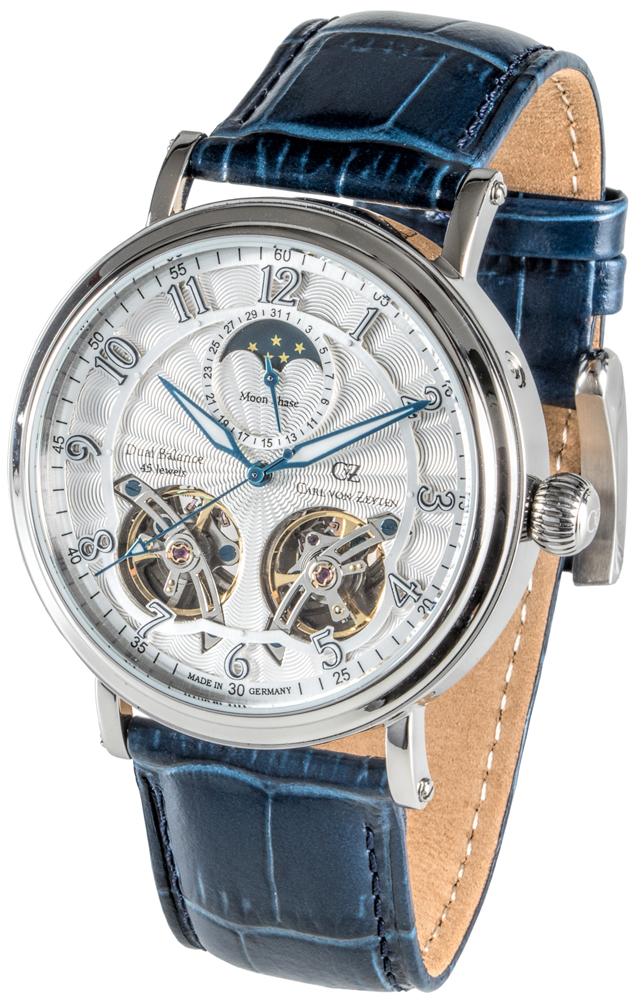 Carl von Zeyten CVZ0054SL/SZAF - zegarek męski
