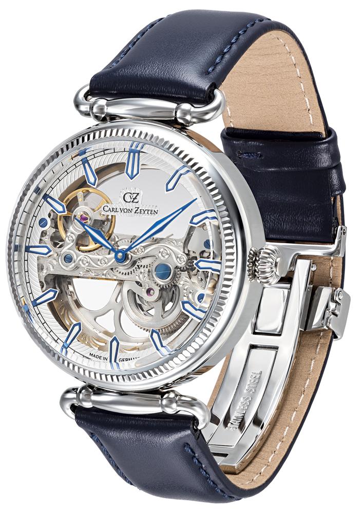 Carl von Zeyten CVZ0031WH - zegarek męski