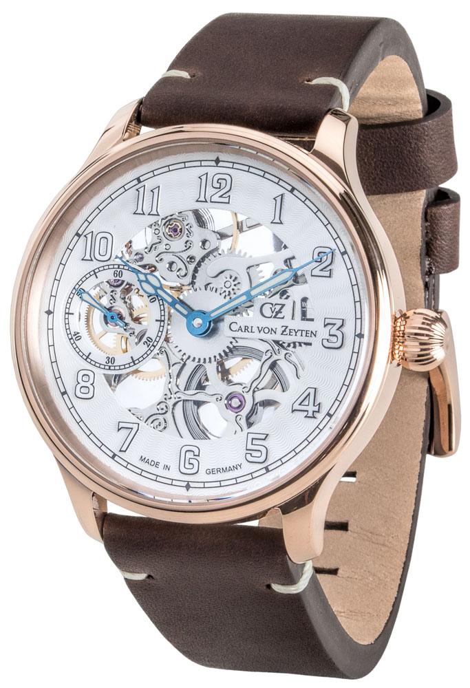 Carl von Zeyten CVZ0021RWH - zegarek męski