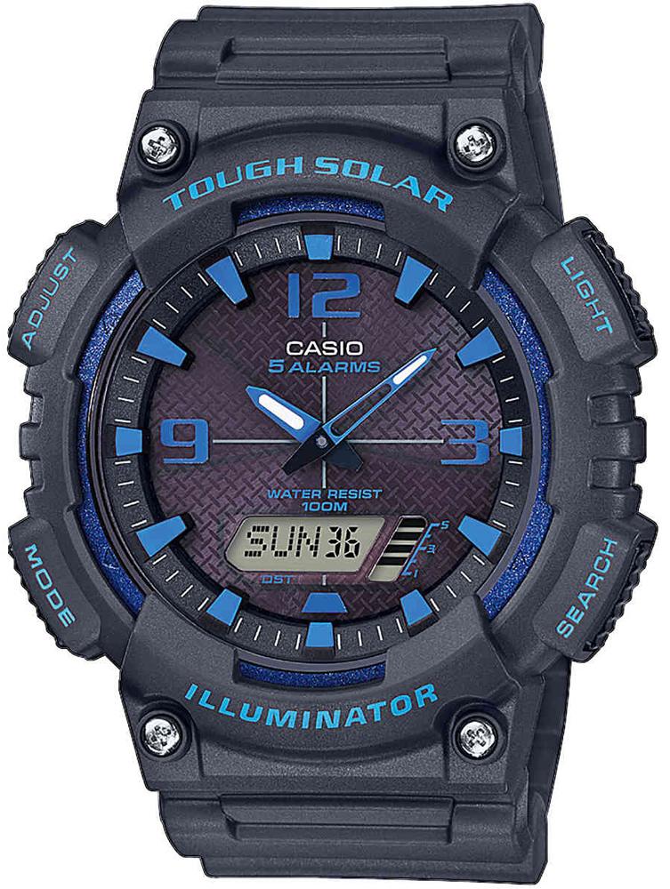 Casio AQ-S810W-8A2VEF - zegarek męski