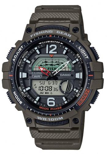 Casio WSC-1250H-3AVEF - zegarek męski