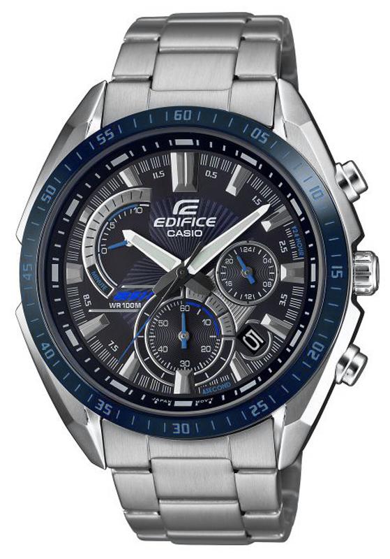 Edifice EFR-570DB-1BVUEF - zegarek męski
