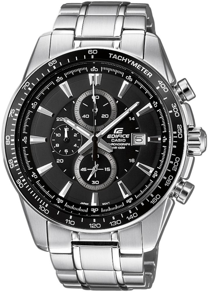 EDIFICE EF-547D-1A1VEF - zegarek męski