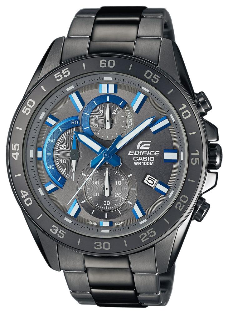 EDIFICE EFV-550GY-8AVUEF - zegarek męski