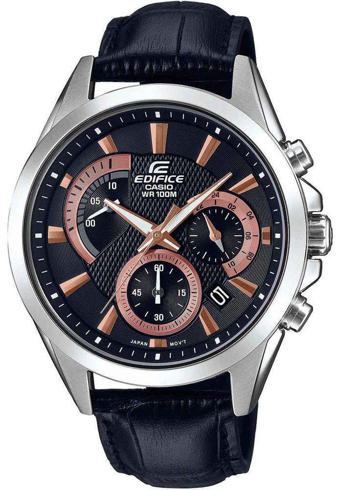 EDIFICE EFV-580L-1AVUEF - zegarek męski