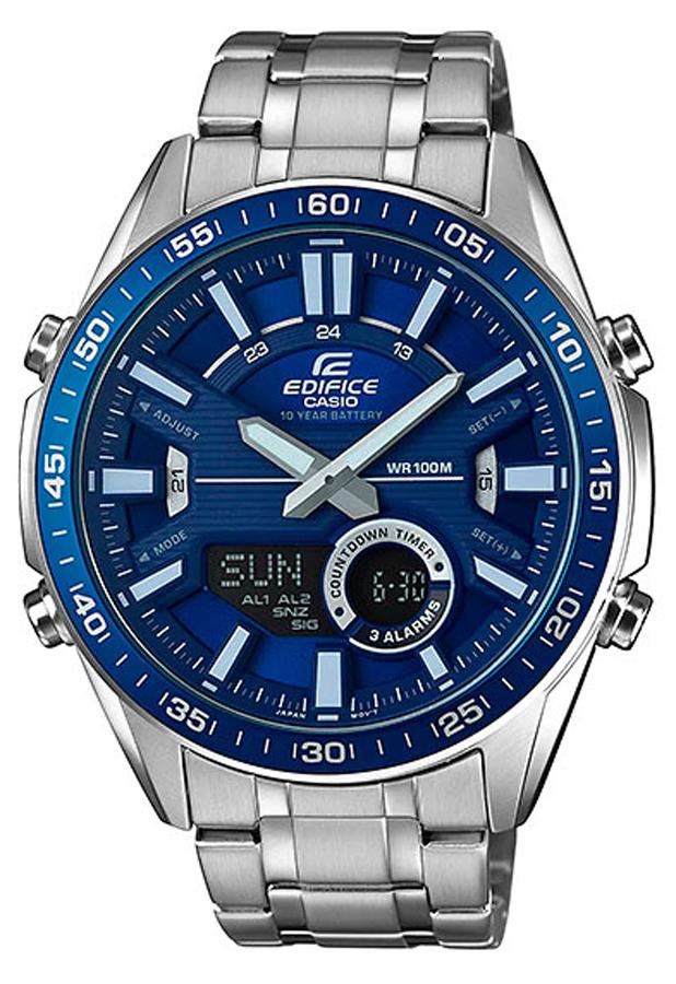 EDIFICE EFV-C100D-2AVEF - zegarek męski