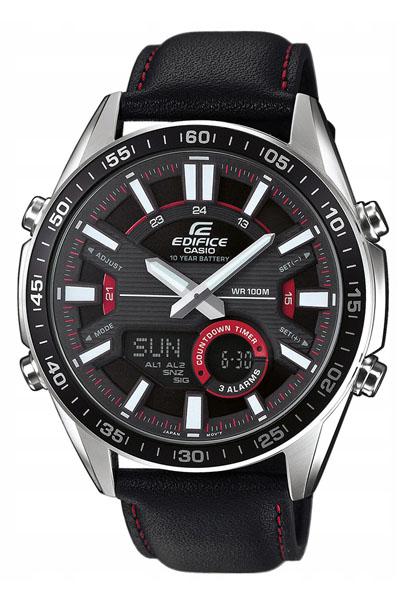 EDIFICE EFV-C100L-1AVEF - zegarek męski